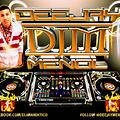 DJ MENOL BACHATA MIX JUNE 5