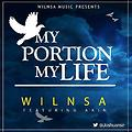 Myportion...my life. Wilnsa feat Akin