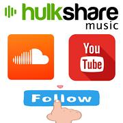 Promotion Music/ Hulkshare/ Soundcloud/ Youtube
