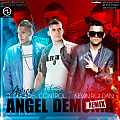 Angel Y Demonia Remix - El Duo Del Control Ft Kevin Roldan - Prod By AV Music