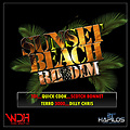 SUNSET RIDDIM 2012 By SELECTA SEEB