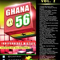 Ghana@56 Mixtape VoL tWo (Prod.by @djashmen)
