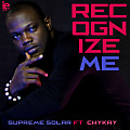 Recognize me ft Chykay