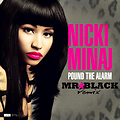 Nicki Minaj (MR★BLACK - _Pound the Alarm_ rmx)  MASTER 15.8