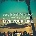 Headhunterz & Crystal Lake - Live Your Life (FAB HardTrap Mashup)