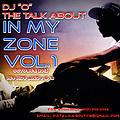 "DJ O ""IN MY ZONE VOL.1"" (OCT.2K14 HIP HOP AND R & B)"