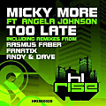 Micky More feat. Angela Johnson - Too Late (Original Mix) [daftsound.com]