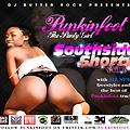 DJ Butter Rock Presents Punkinfoot The Panty Girl-Gin & Juice Freestyle