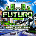 DJ RetroActive - Futuro Riddim Mix [Cr203 Records:ZJ Chrome] November 2014
