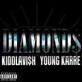 Kidd Lavi$h - Blue N White Diamonds Ft. Young Karre ( Remix )