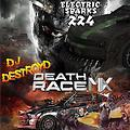 Electric Sparks 224 Mixed By DJ DestroyD (Death Race Mix)
