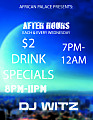 DJ WITZ - LIVE AT AFTER HOURS #hiphop