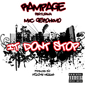 It Dont Stop feat Mic Geronimo