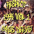 Respect - 1994 Vol 1 mixed by Chris Deejay