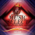 Iboxer Pres.Music Select Podcast 203 Max 125 BPM Edition