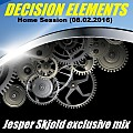 DECISION ELEMENTS - Home Session (08.02.2016)