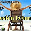 Sesión Return - Agosto 2018 by Dj Silva