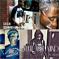 Newcomers Fourty Life Of a Mc ft Ca$h Official (State Of Mind THE MIXTAPE)