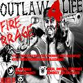 FIRE RRAGE - OUTLAW 4 LIFE MIXTAPE [BORN BAD EDITION]