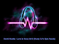 David Guetta - Love Is Gone 2k12 (Rosty DJ's Epic Remix)