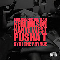 Take One for the Team (feat. Keri Hilson, Pusha T & Cyhi the Prince