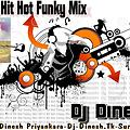 2013 Hit Hot Funky Mix ( DJ DINESH )