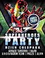 Speed Club (Stare Rowiska) - Super Heroes Party 26.09.2015 [Rain Stage] Part 2 up by PRAWY