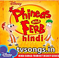 PHINEAS AND FERB hindi title