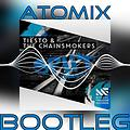 Tiësto & The Chainsmokers - Split (AtoMiX Bootleg)