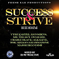DJ RetroActive - Success and Strive Riddim Mix [Fresh Ear Prod] February 2015