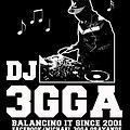 Dj 3gga - Banging Hiphop-RnB pt2 (13th Aniversary) mix