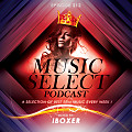 Iboxer Pres.Music Select Podcast 212 Main Mix