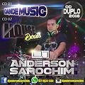 CD Dance Music by DJ Anderson Sarochim