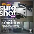 MISTER CEE SURE SHOT MIX BACKSPIN SIRIUS XM 1/6/18