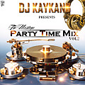 PARTY TIME MIXTAPE vol2_DJ KAYKANG