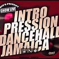 ★ DJ GREG'S PRESSION DANCEHALL Part.I ★MixLive# 8 Minute-LiveSession _