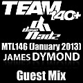 Dave Nadz - MTL146 (January 2013) (James Dymond guest mix)