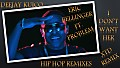 Eric Bellinger ft Problem - I Don't Want Her Remix XTD By DJ Kuico