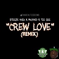 Crew Love (Remix) Ft. Steezie Nasa & Mackned
