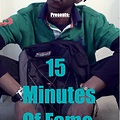15 Minutes Of Fame [Presented By Nova BlaQ & FrontPorchHipHop.com]