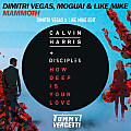 Mammoth vs How Deep Is Your Love vs In The Name Of Love (Dimitri Vegas & Like Mike Edit)