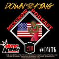 DJ Mr. King Down With The King #210 (National Anthems)