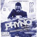 PHYNO LIVE IN CHICAGO PROMOTIONAL MIX