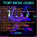 TOP BOX 2010 - DJ GREG