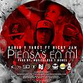Piensas En Mi (Official Remix) (Prod. By Musicologo & Menes) (LaHermandad.Net)(By @ALBERT_HDR)