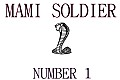 Mami Soldier - Number One