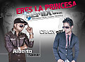 Eres la princesa (Remix) - Alberto Spitale ft. Edward Crazy Boy
