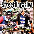 DJ REAL VS DJ DALEY #StreetInvasion
