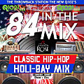 """Classic Hiphop """"4th of July Holibay Mix"""" Q102.1FM (*aired 7-2-15)"""