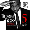 DJ STARKS BORN BOSS PT.5 BIRTHDAY BASH SEPT. 9TH AMNESIA
